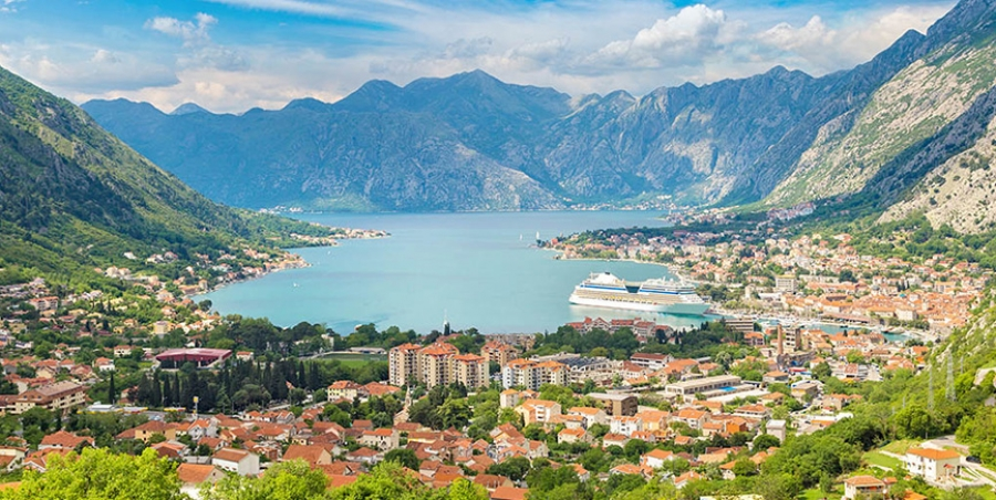 Авиатур Хорватия-Черногория, с отдыхом на море и экскурсиями