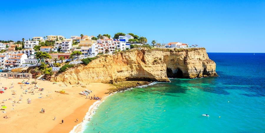 Португалия. Отдых на побережье Алгарве и экскурсии