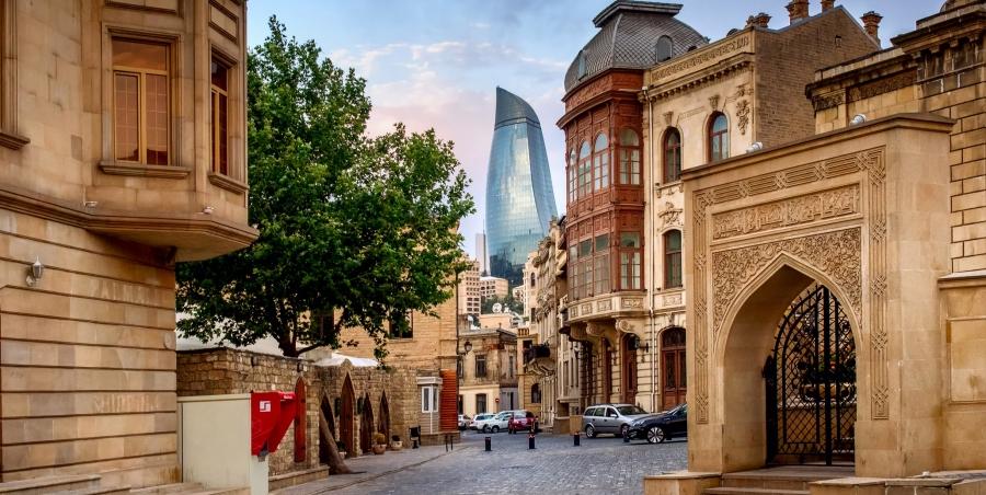 Авиатур в Азербайджан
