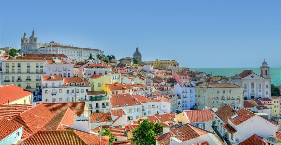 Авиатур в Португалию